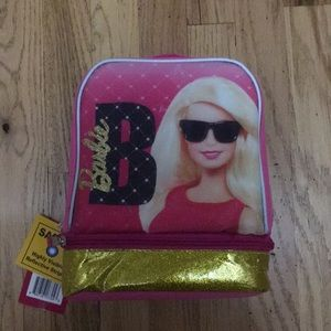 Brand New with Tags Barbie Lunch Box